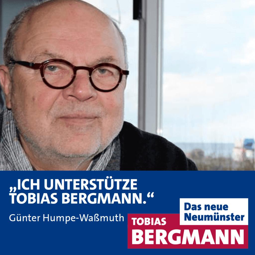 Günter Humpe-Waßmuth
