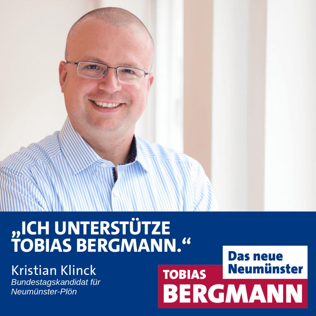 Dr. Kristian Klinck