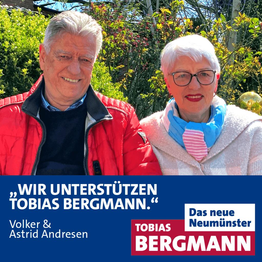 Volker und Astrid Andresen